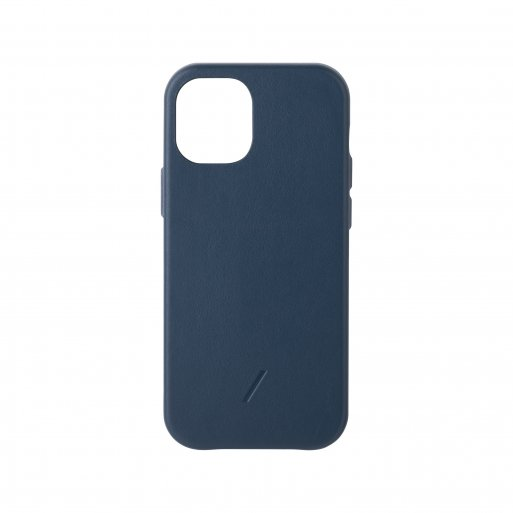 iPhone 12 Pro Max Handyhülle Native Union Clic Classic - Blau