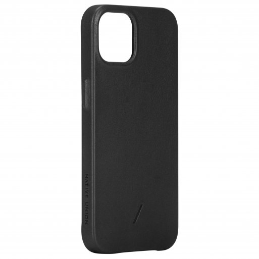 iPhone 13 Pro Max Handyhülle Native Union Clic Classic Magnetic - Schwarz