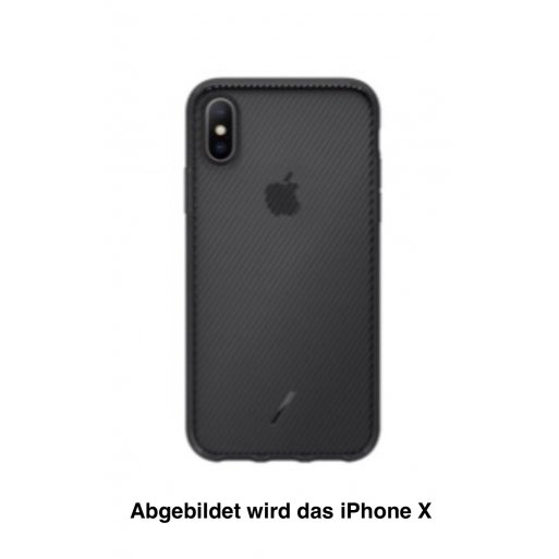 iPhone 11 Pro Handyhülle Native Union Clic View - Schwarz