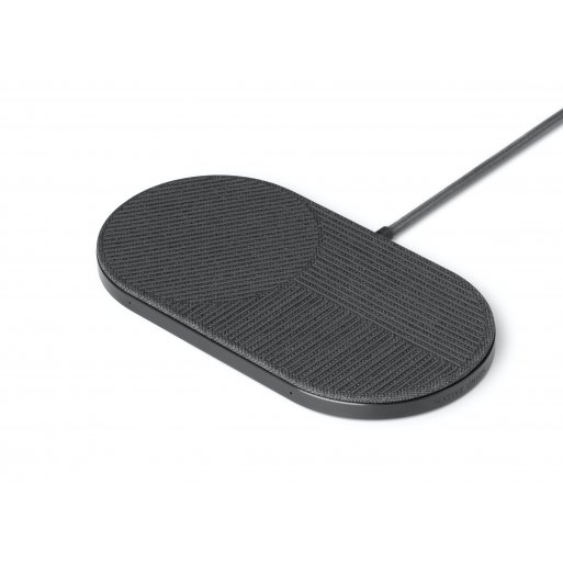 iPhone Ladestation Native Union Drop XL Wireless Charger - Grau