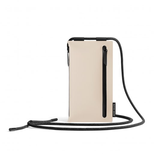 iPhone 13 mini Handyhülle Native Union Sling Tech Pouch - Beige