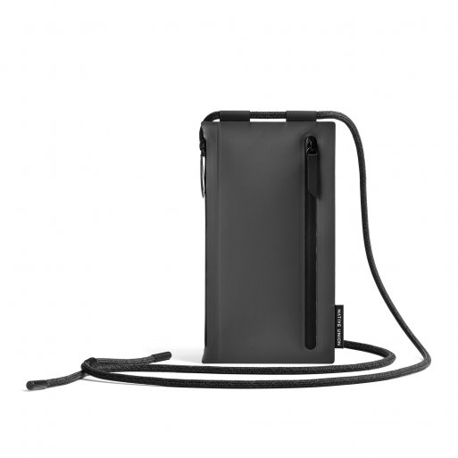 iPhone 13 mini Handyhülle Native Union Sling Tech Pouch - Dunkelgrau