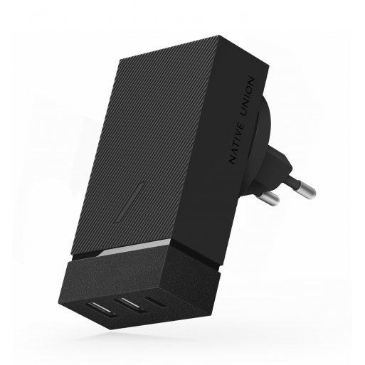 iPhone Ladegerät Native Union Smart Charger PD 45W - Grau