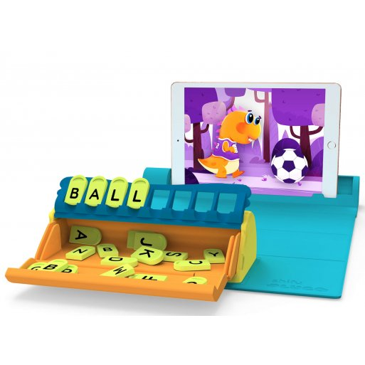 iPhone Gadget PlayShifu Plugo Letters Word Building Kit