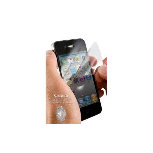 iPhone 5S Schutzfolie Proporta Anti-Bakterien Bildschirmschutz - Transparent