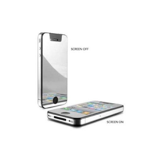 iPhone 5S Schutzfolie Proporta Mirror Bildschirmschutz - Transparent