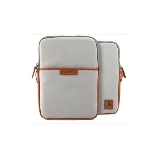 iPad Air Hülle Proporta Quiksilver Canvas Premium Tablet Sleeve - Grau