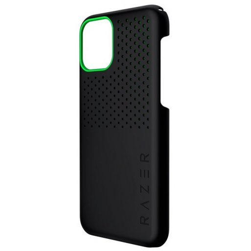 iPhone 11 Handyhülle Razer Arctech Slim - Black
