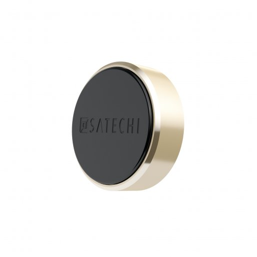 iPhone Halterung Satechi Magnet Sticker Mount - Gold