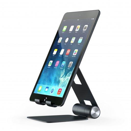 iPhone Halterung Satechi Mobile Stand für Smartphones & Tablets - Schwarz