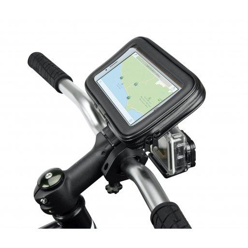 iPhone Halterung Scosche 2 in 1 Fahrradhalterung - Schwarz