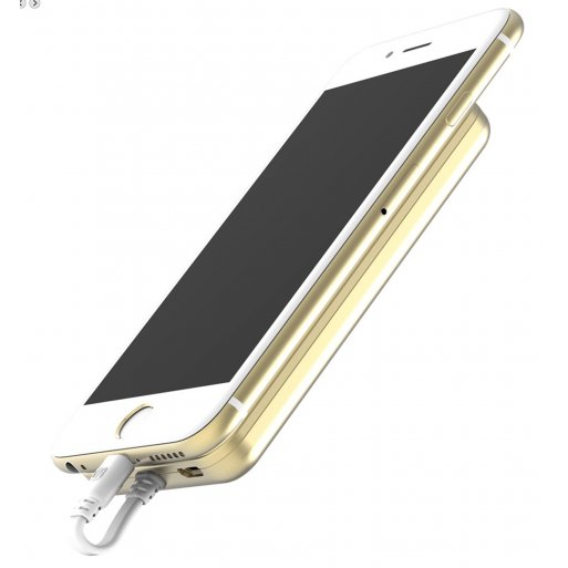iPhone Powerbank Scosche magicPACK Powerbank 4000 mAh - Gold