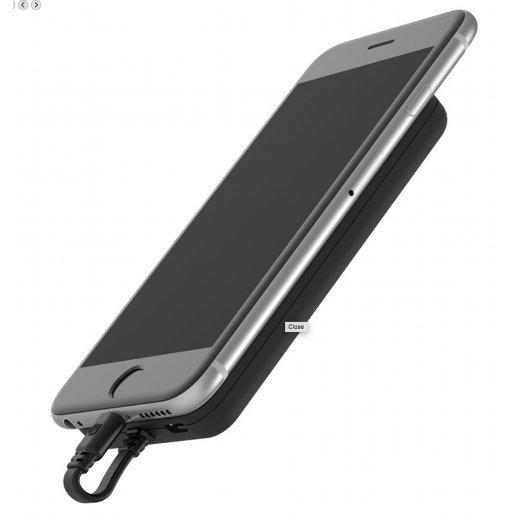 iPhone Powerbank Scosche magicPACK Powerbank 4000 mAh - Schwarz