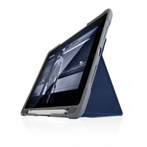 iPad 9.7 (2017) Hülle STM Dux Plus - Blau