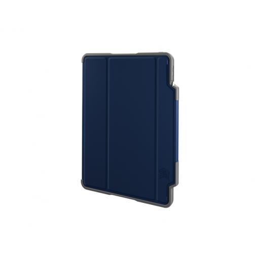 iPad Air 10.9 (2020) Hülle STM Dux Plus Case - Dunkelblau