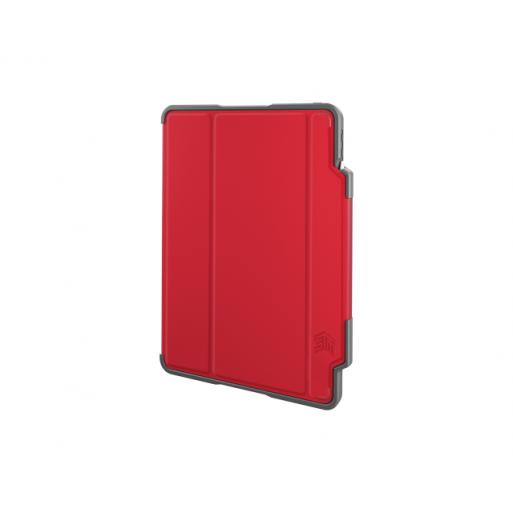 iPad Air 10.9 (2020) Hülle STM Dux Plus Case - Rot