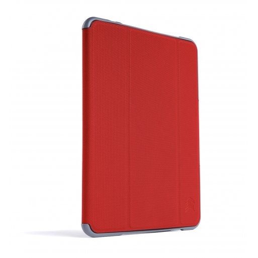 iPad Mini 5 Hülle STM Dux Plus Duo Case - Rot