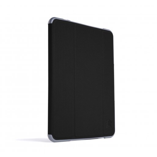 iPad Mini 5 Hülle STM Dux Plus Duo Case - Schwarz