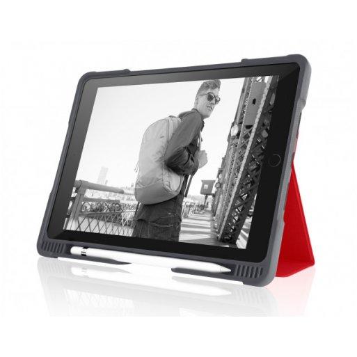iPad Pro 10.5 Hülle STM Dux Plus - Rot