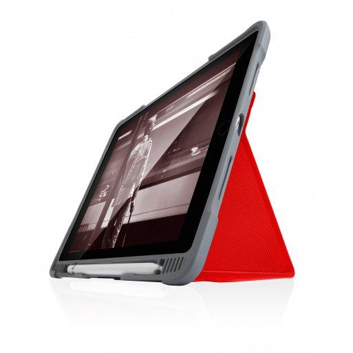 iPad 9.7 (2017) Hülle STM Dux Plus - Rot