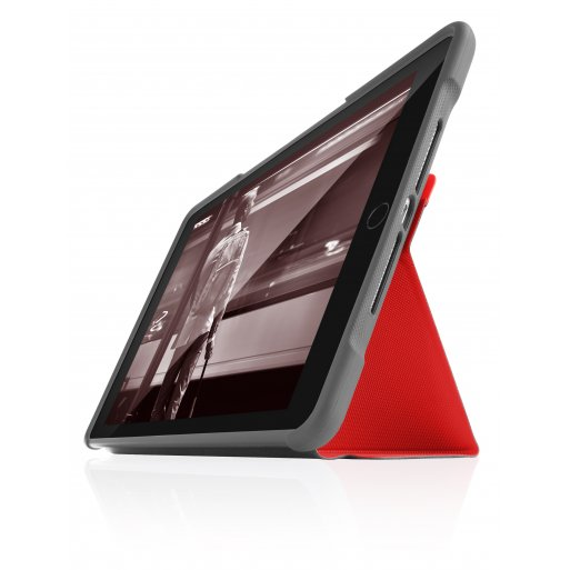 iPad 9.7 (2017) Hülle STM Dux - Rot