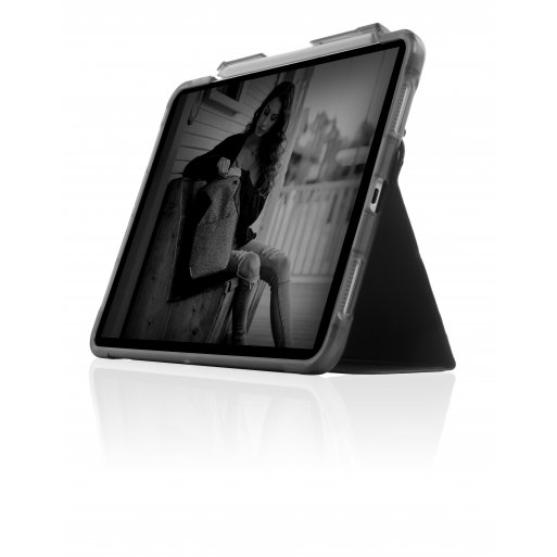 iPad Pro 12.9 (2018) Hülle STM Dux Studio - Schwarz
