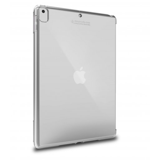iPad 10.2 (2020) Hülle STM Half Shell Case - Transparent