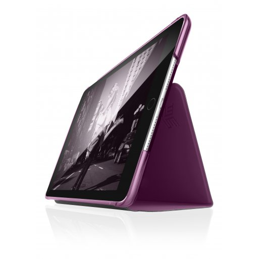 iPad Air 10.5 (2019) Hülle STM Studio Case - Purple