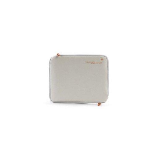 iPad Pro 9.7 Hülle Tucano Doppio Skin Sleeve - Weiss