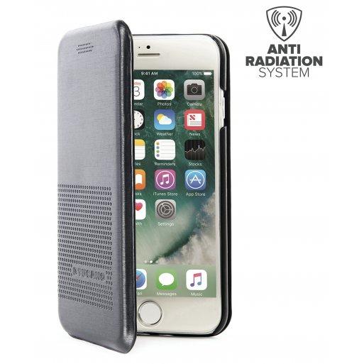iPhone 7 Handyhülle Tucano DUEinUNO - Schwarz