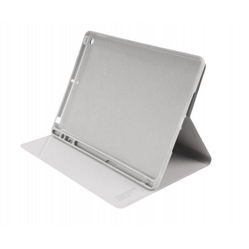 iPad 10.2 (2019) Hülle Tucano Metal Case - Silber