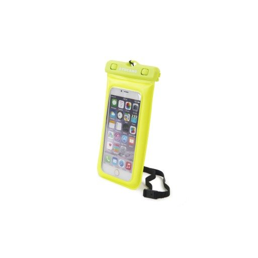 iPhone 7 Handyhülle Tucano Papera wasserdichtes Case - Gelb
