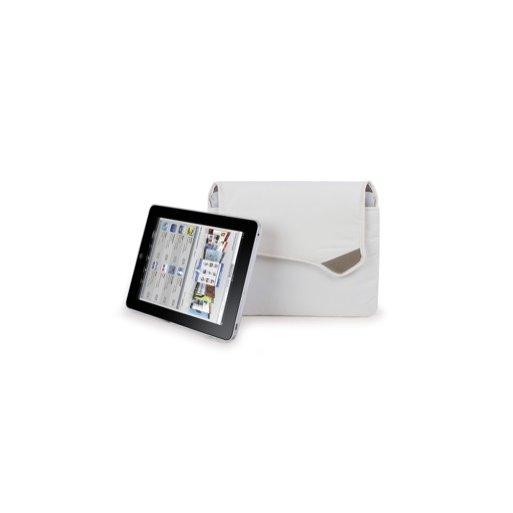 iPad Pro 9.7 Hülle Tucano Softskin - Weiss