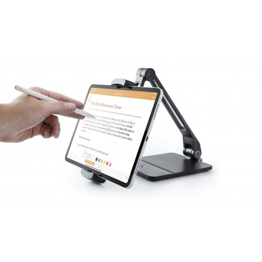iPad Halterung Twelve South HoverBar Duo für iPad - Schwarz