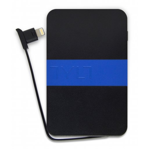 iPhone Powerbank Tylt ENERGI Powerbank 3K - Schwarz-Blau