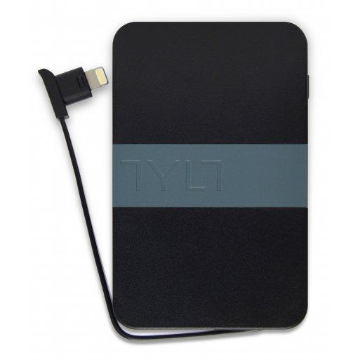 iPhone Powerbank Tylt ENERGI Powerbank 3K - Schwarz-Grau