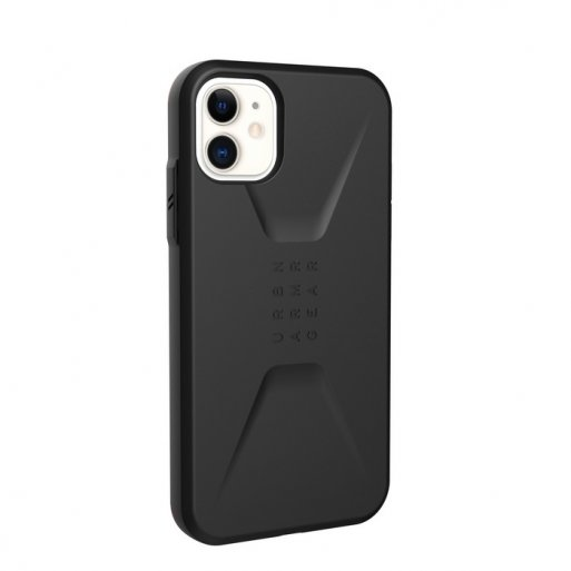 iPhone 11 Handyhülle UAG Civilian Case - Black