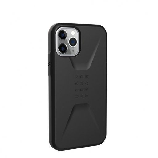 iPhone 11 Pro Handyhülle UAG Civilian Case - Black