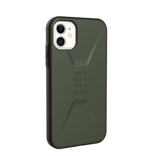 iPhone 11 Handyhülle UAG Civilian Case - Olive drab