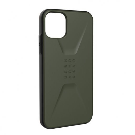 iPhone 11 Pro Max Handyhülle UAG Civilian Case - Olive drab