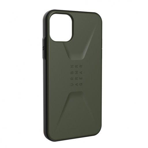 iPhone 11 Pro Max Handyhülle UAG Civilian Case - Olive drab