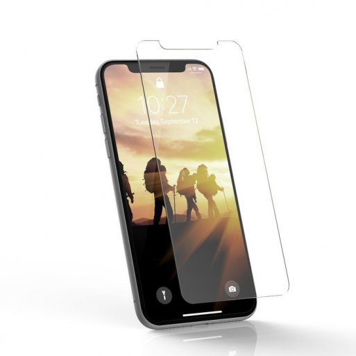iPhone XR Handyhülle UAG Glass Screen Protector - Clear