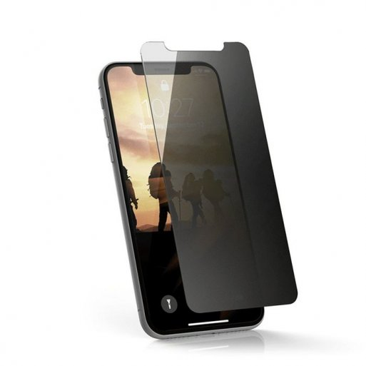 iPhone 11 Pro Handyhülle UAG Glass Screen Protector - Privacy tint
