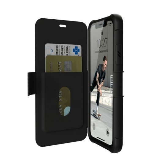 iPhone 11 Handyhülle UAG Metropolis Case - Black