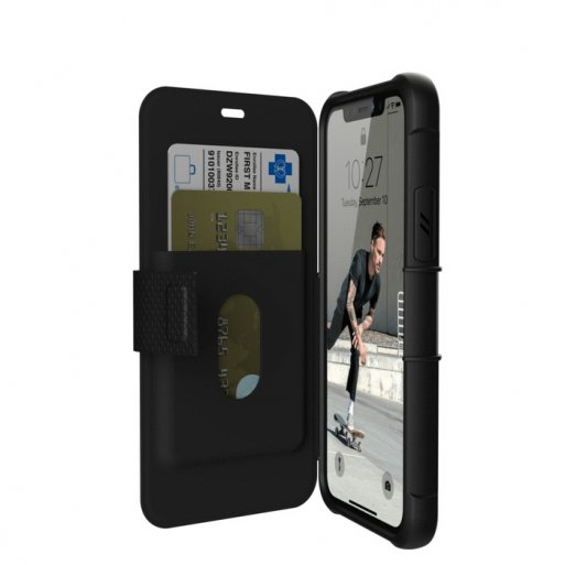 iPhone 11 Pro Handyhülle UAG Metropolis Case - Black