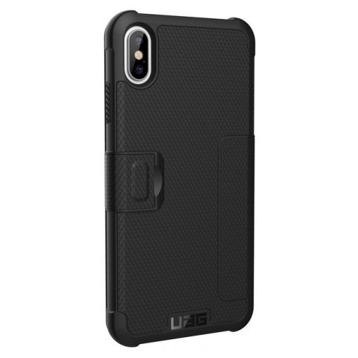 iPhone XS Max Handyhülle UAG Metropolis Case - Black