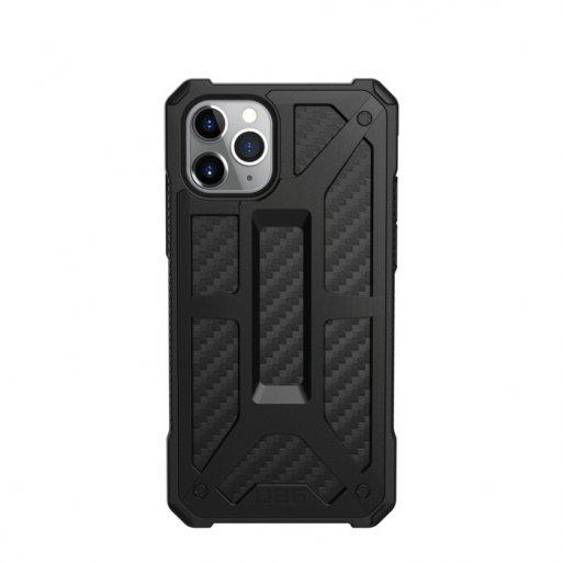 iPhone 11 Pro Handyhülle UAG Monarch Case - Carbon fiber