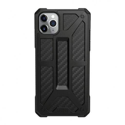 iPhone 11 Pro Max Handyhülle UAG Monarch Case - Carbon fiber