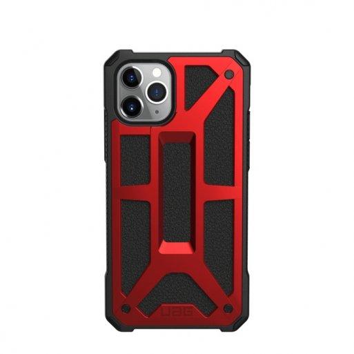 iPhone 11 Pro Handyhülle UAG Monarch Case - Crimson