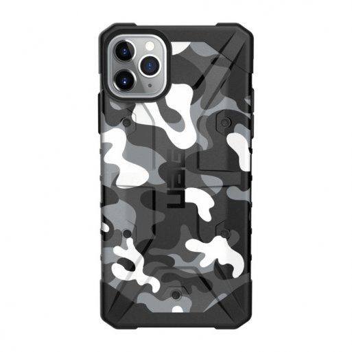 iPhone 11 Pro Max Handyhülle UAG Pathfinder Case - Arctic camo